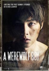 A Werewolf Boy - Poster