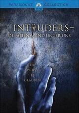 Intruders - Die Aliens sind unter uns - Poster