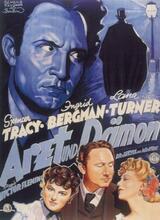 Arzt und Dämon - Poster