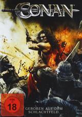 Conan (3D) - Poster