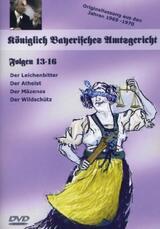 Königlich Bayerisches Amtsgericht - Poster