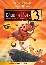 Der König der Löwen 3: Hakuna Matata - Poster