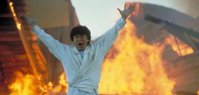 Jackie Chan der Feuerteufel?