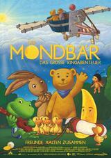 Der Mondbär - Das große Kinoabenteuer - Poster