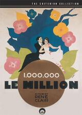 Die Million - Poster