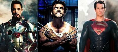 Iron Wolverine of Steel