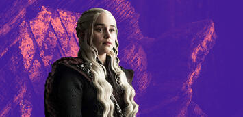 Bild zu:  Emilia Clarke als Daenerys Targaryen in Game of Thrones