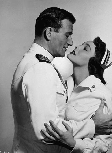 Unternehmen Seeadler mit John Wayne und Patricia Neal