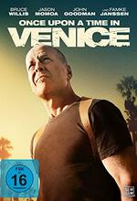 Once Upon a Time in Venice Poster