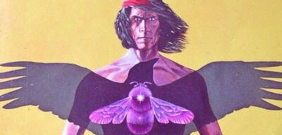 Originalcover zu Frank Herberts Soul Catcher