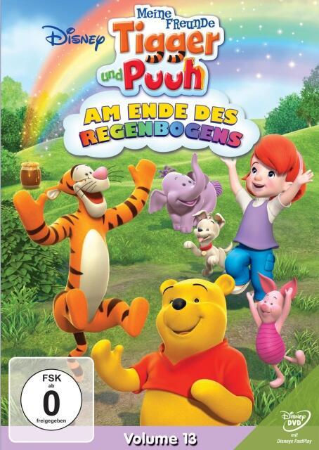 Meine Freunde Tigger und Puuh - Am Ende des Regenbogens