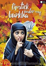 Lipstick Under My Burkha - Poster