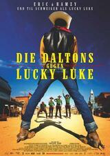 Die Daltons gegen Lucky Luke - Poster