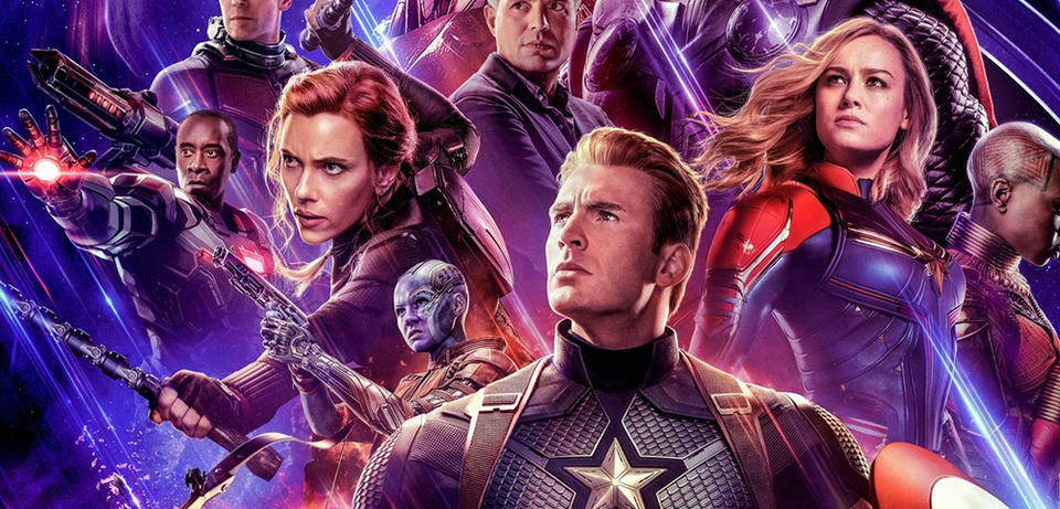 Avengers 4 So Macht Sich Das Netz über Die Neuen Endgame Poster Lustig