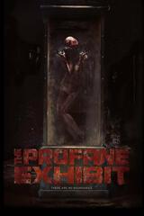The Profane Exhibit - Poster