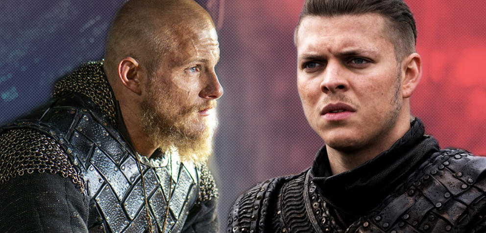 Vikings: Björn und Ivar