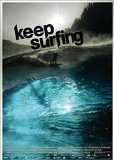 Keep Surfing - Poster