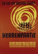 Herrenpartie - Poster