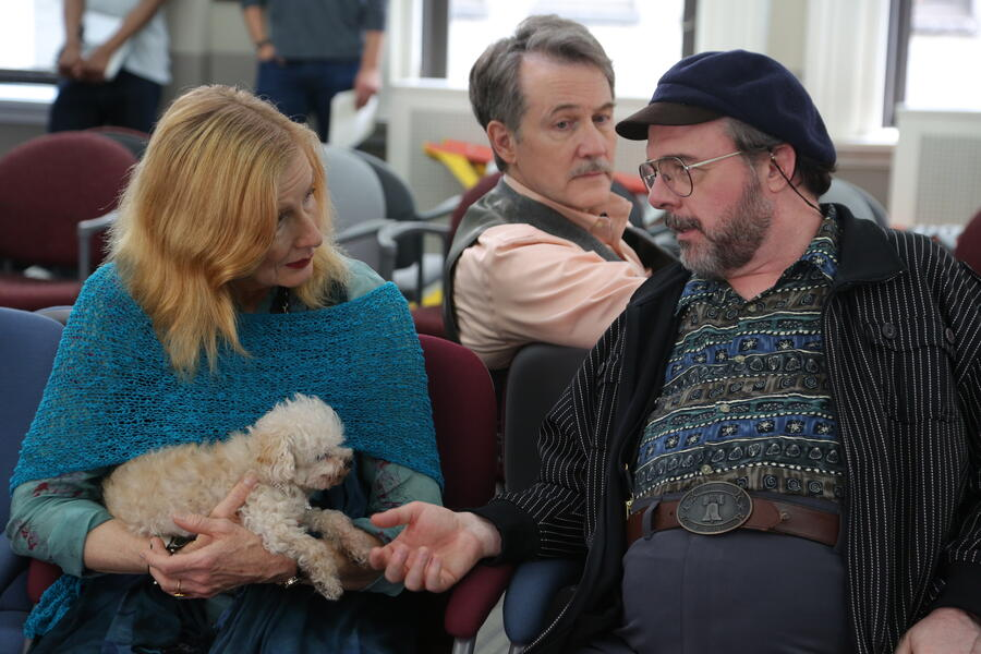 No Pay, Nudity mit Frances Conroy, Nathan Lane und Boyd Gaines