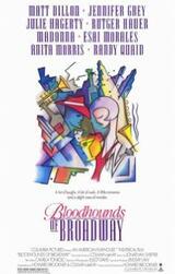 Die Bluthunde vom Broadway - Poster
