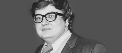 Kritikerpapst Roger Ebert