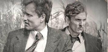 Bild zu:  Woody Harrelson und Matthew McConaughey in True Detective
