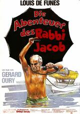 Die Abenteuer des Rabbi Jacob - Poster