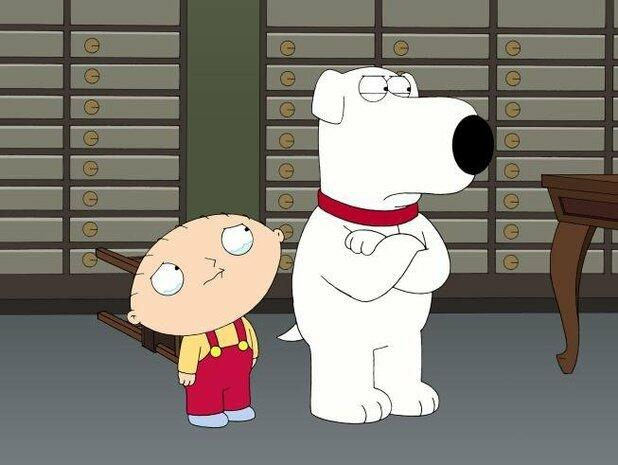 Family Guy - Staffel 8