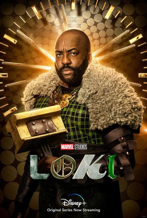 Loki, Loki - Staffel 1 mit Deobia Oparei