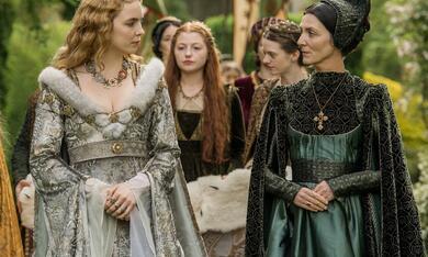 The White Princess, The White Princess Staffel 1 mit Michelle Fairley und Jodie Comer - Bild 1