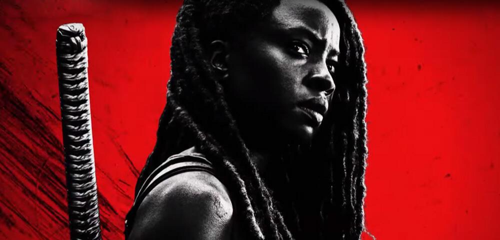 The Walking Dead Staffel 10: Michonne & Lucille wollen Blut sehen in neuem Video