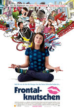 Frontalknutschen Poster