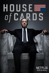 House of Cards - Staffel 1 - Poster