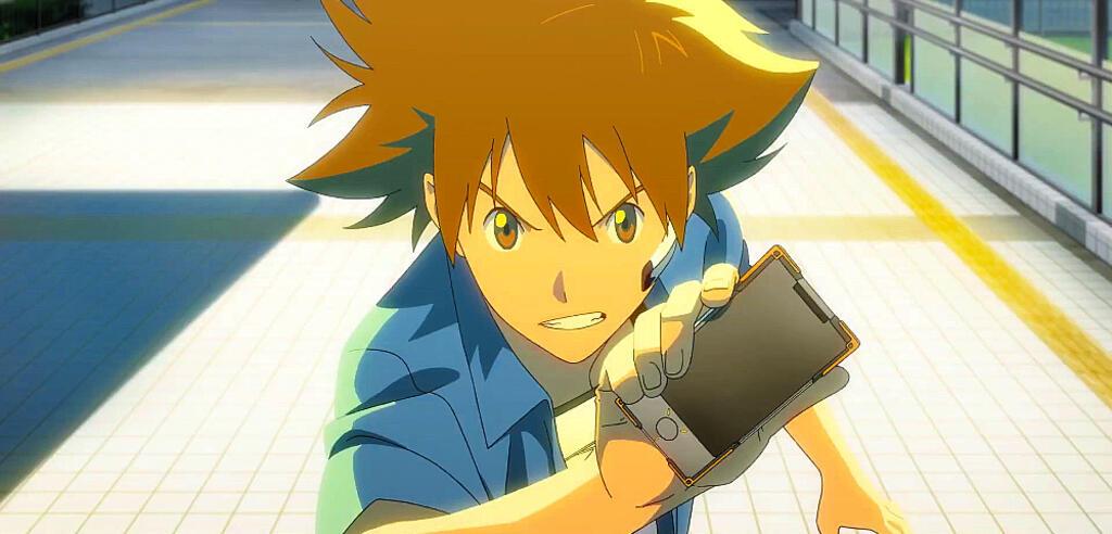Tai in Digimon Adventure: Last Evolution Kizuna