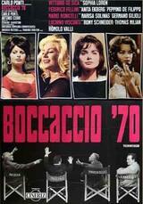 Boccaccio 70 - Poster