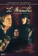 Les Misérables - Gefangene des Schicksals - Poster