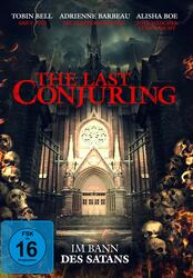 The Last Conjuring - Im Bann des Satans Poster