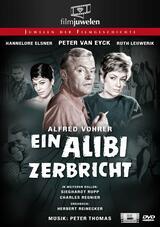 Ein Alibi zerbricht - Poster