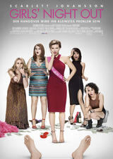 Girls' Night Out - Poster