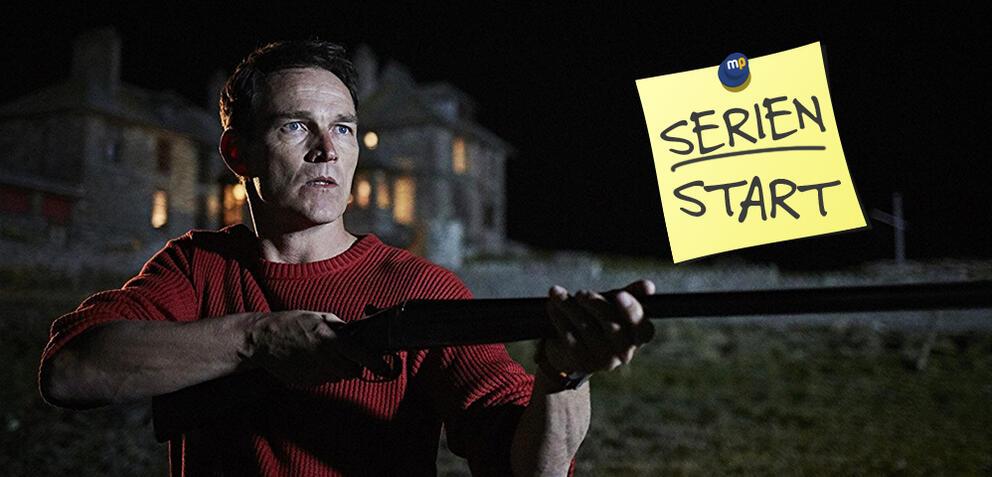 Safe House, Staffel 2: Stephen Moyer