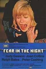 Nachts kommt die Angst - Poster
