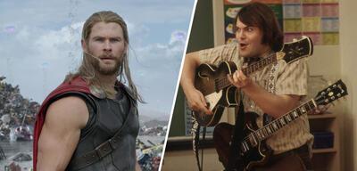 Thor 3/School of Rock