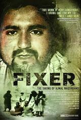 Fixer: The Taking of Ajmal Naqshbandi - Poster
