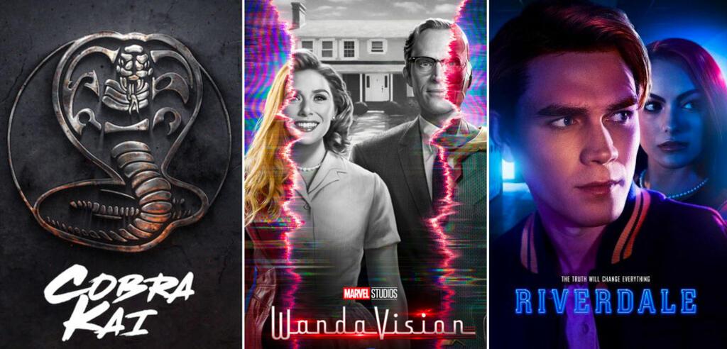 Serien und Staffeln im Januar 2021