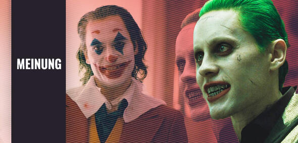 Total irre: Jared Leto als Joker