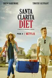 Santa Clarita Diet - Poster
