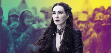 Bild zu:  Melisandre in Game of Thrones