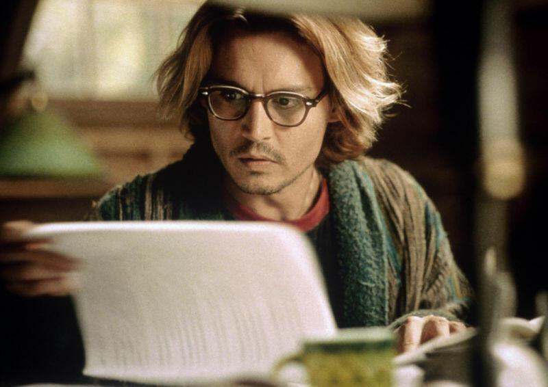 Johnny Depp Fenster