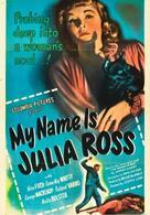 Mein Name ist Julia Ross