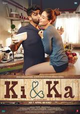 Ki & Ka - Poster